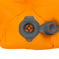Sea To Summit Aircell Mat Ultralight Insulated Pump New Orange LONG