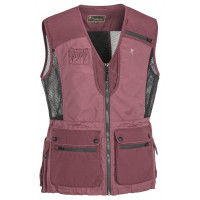 Pinewood Dog Sports Light Vest Women Rose/Grey