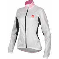 Castelli Velo Jacket Lady White