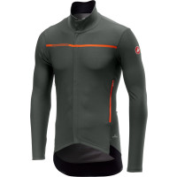 Castelli Perfetto Long Sleeve Forest Grey