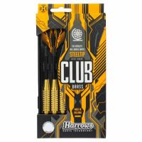 Harrows Dart Arrows Steeltip Club 20gk