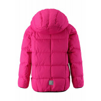 Reima Jord Down Jacket Raspberry Pink