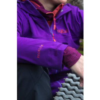 Rab Kinetic Plus Jacket Women's Steel