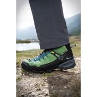 Salewa Men's Alp Trainer Mid Gtx Dark Denim/Cactus