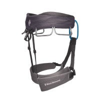 Black Diamond Momentum Harness - M's Package Slate