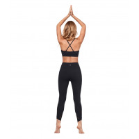 Manduka Solite Mesh Ankle Legging Black