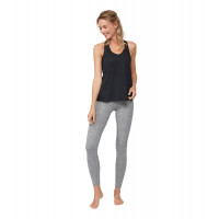 Manduka Breeze Racerback Tank Black