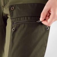 Fjällräven Keb Trousers Women's Dark Garnet-Plum