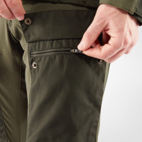 Fjällräven Keb Trousers Men's Chestnut-Acorn