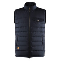 Fjällräven Greenland Down Liner Vest Men's Night Sky
