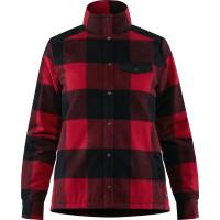 Fjällräven Canada Wool Padded Jacket Women's Red