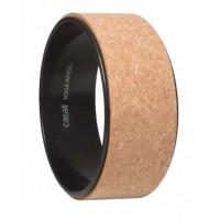 Casall Yoga Wheel Cork Natural Cork/Black