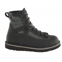 Patagonia Foot Tractor Wading Boots-Aluminum Bar Forge Grey