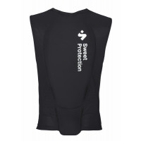 Sweet Protection Back Protector Vest Men's True Black