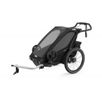 Thule Chariot Sport1 Black/Black Frame