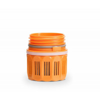 Grayl Ultralight Compact Replacement Cartridge Orange 0