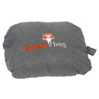 Grüezi bag Feater The Feet Heater Grey Melange