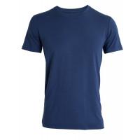 Tufte Wear Mens Crew Neck Tee Insignia Blue