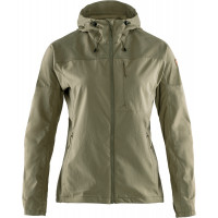 Fjällräven Abisko Midsummer Jacket W Savanna-Light Olive