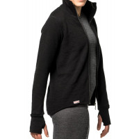 Woolpower Full Zip Jacket 400 Black