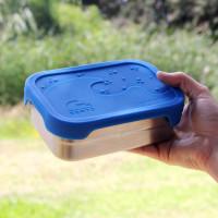 ECOlunchbox Splash Box Blue