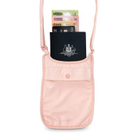 Pacsafe Coversafe S75 Neck Pouch Orchid Pink