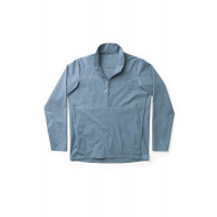 Houdini Men's Daybreak Pullover Shivering Blue