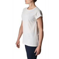 Houdini Women's Big Up Tee Powderday White