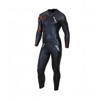 2XU Ignition Wetsuit -M Black/Desert Red