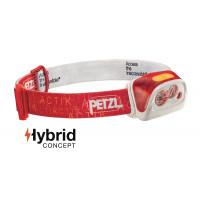 Petzl Actik Core Hodelykt Rød