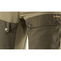 Fjällräven Keb Gaiter Trousers Women's Deep Forest-Laurel Green