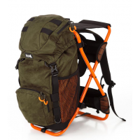 Fauna Vråken Evo 30 backpack chair Green 30L
