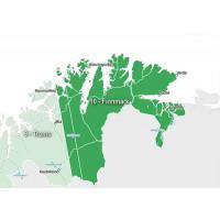 Garmin Topo Premium V3, 10 - Finnmark