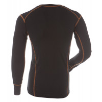 Gridarmor M's Shirt LS BambCotton Black