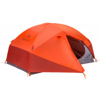 Marmot Limelight 2p Cinder/Rusted Orange ONE