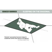Hennessy Hammock Safari Deluxe Asym Zip