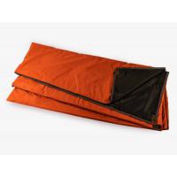 Jerven Jervenduken King Size Orange 143x220cm