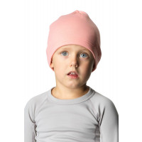Houdini Kids Outright Hat Beaker Pink