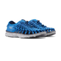 Keen Junior's Uneek O2 True Blue/Neutral Gray