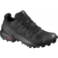 Salomon Speedcross 5 GTX W Black/Black/Phantom