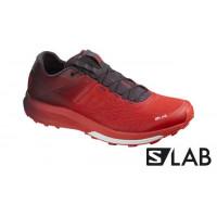 Salomon S/Lab Ultra 2 Racing Red/Maverick/White
