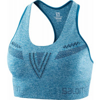 Salomon Move'On Bra Lyons Blue