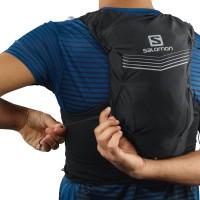 Salomon Advanced Skin 12 Set Black