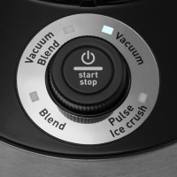 OBH Nordica Freshboost Vacuum Blender 2x600ml 800w Silver