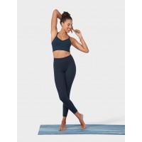 Manduka High Rise Performance Legging Dark Sapphire