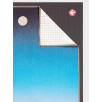 Manduka Yogitoes Yoga Mat Towel Sunset Gradient 173cm