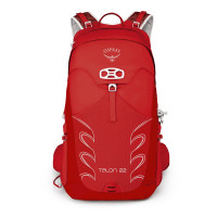 Osprey Talon 22 Martian Red