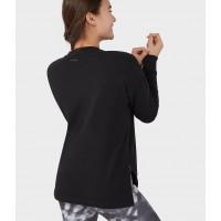 Manduka Performance Sweatshirt Black
