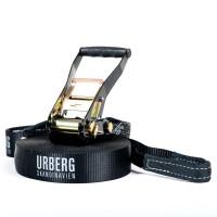 Urberg Slackline Set Black