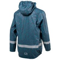 Urberg Malme Pu Rain Set Kid's Midnight Navy
